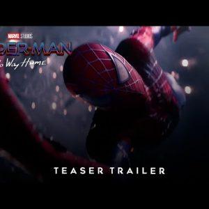 SPIDER-MAN: NO WAY HOME - Teaser Trailer (2021) New Marvel Movie Concept - Tom Holland, Jamie Foxx