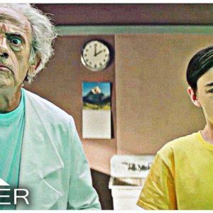 RICK AND MORTY Live Action Teaser Trailer (2021) Christopher Lloyd