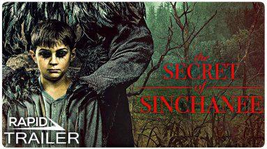 THE SECRET OF SINCHANEE Trailer (2021)