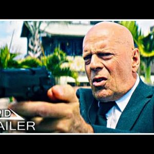 SURVIVE THE GAME Trailer (2021) Bruce Willis, Chad Michael Murray Movie HD