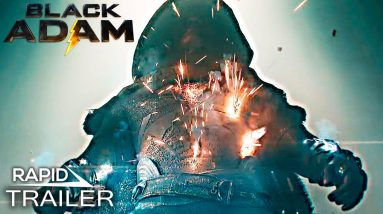 BLACK ADAM Teaser Trailer (2022) Dwayne Johnson