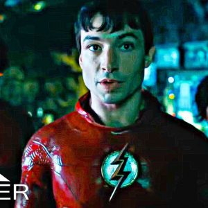 THE FLASH Official Trailer (2022) Superhero Movie